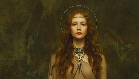 EMBODYING THE PRIESTESS
