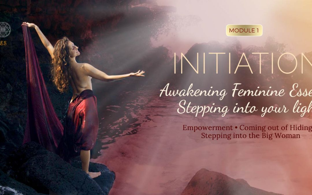 Module 1: Initiation with Sofia Sundari – Mallorca, Spain